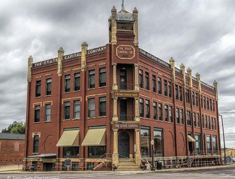 Preservationists Save State Capitol Publishing Museum in Guthrie, OK