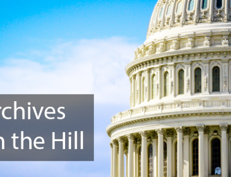Advocacy Alert – Archives on the Hill at SAA