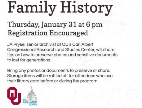 Preserve Your Family History