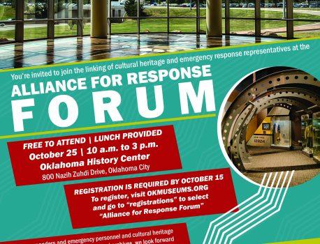 Alliance for Response Forum