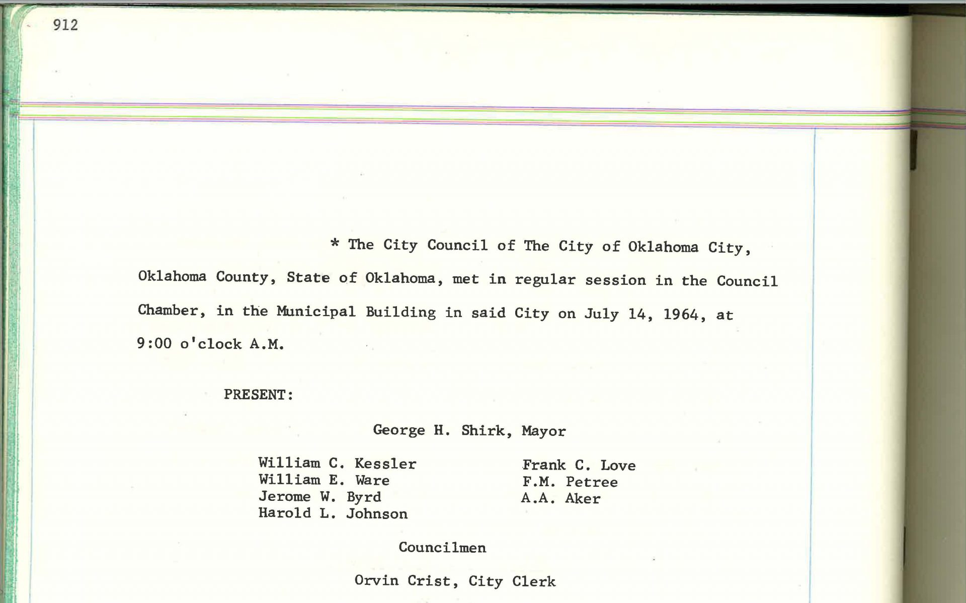 Survey on Oklahoma Archival Collection Holdings related to the Tulsa Race Massacre