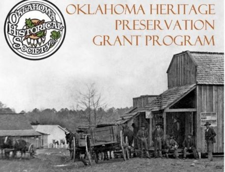 Oklahoma Heritage Preservation Grant Application Opening Date